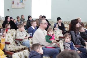 Семейный праздник Новомосковск