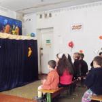 Просмотр кукольного спектакля