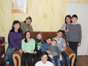 Ученики каникулярной школы