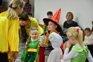 Детский праздник в Кривом Роге