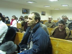 Члены советов Криворожских общин
