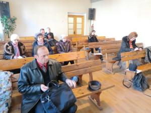 Участники встречи в Запорожье