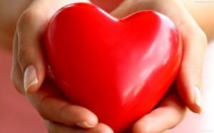 Сердце в руках Иисуса
