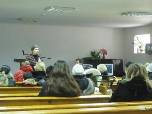 Встреча в Кривом Роге
