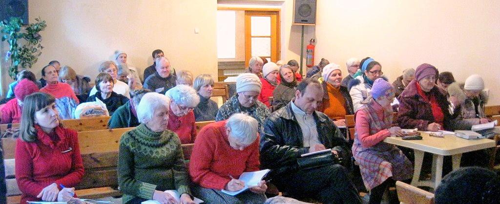 Медико-миссионерская школа в Запорожье