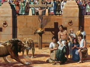Гонимые христиане