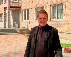 Пастор Александр Мещеряков