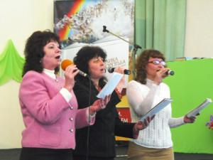 Женское служение в Никополе
