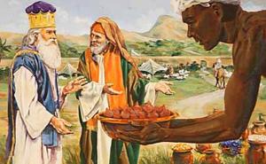 Мелхиседек и Авраам