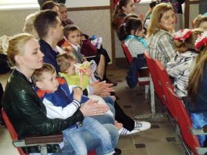 Молодёжь и дети церкви