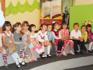 Детское служение в Никополе