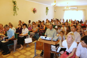 Служение в церкви