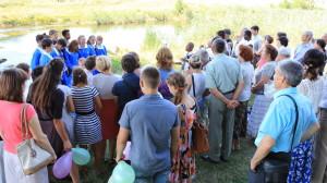 Наставления перед крещением