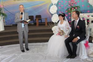 Бракосочетание семьи Огий