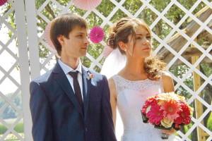 Олег и Анастасия Романовы