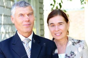 Михаил и Людмила