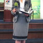 Поет Марина Лебедь
