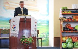 Пастор Сергей Столяренко
