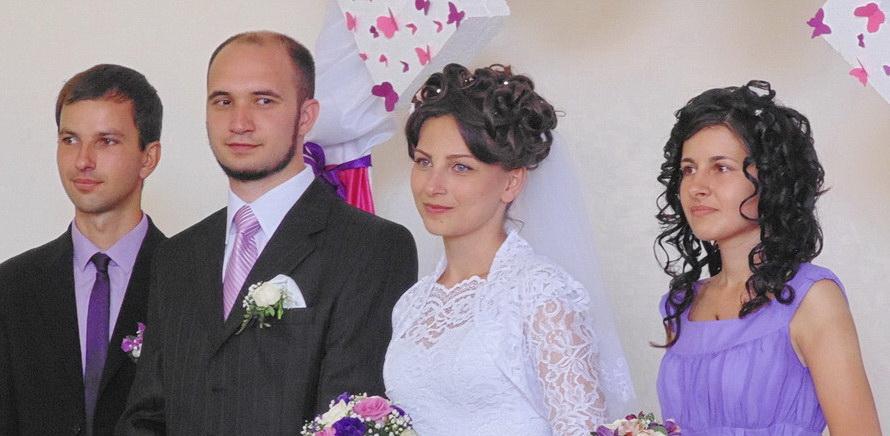 Вадим и Виктория Ефименко