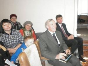 Гости из Днепропетровска