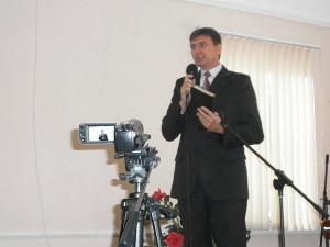 О рукоположении рассказывает Александр Слюсарский