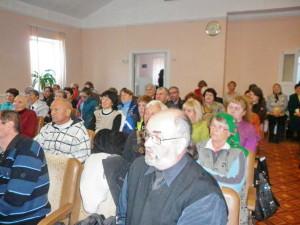 Миссионерский когресс в Бердянске