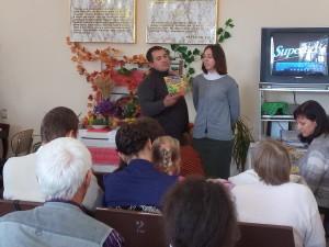 Жатвенное служение в Валковской общине
