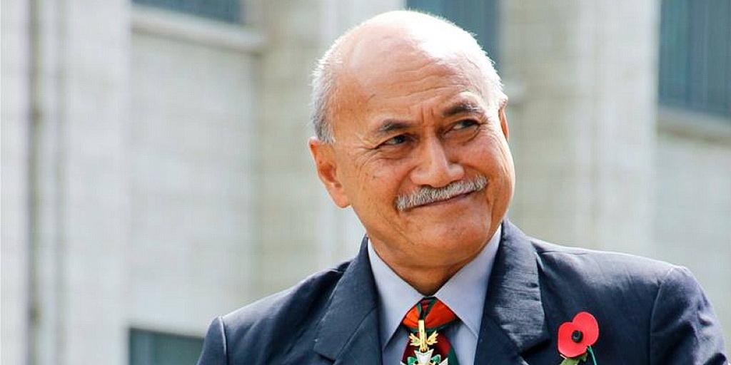 Генерал-майор Джайоджи Коноузи Конроут (правительство Фиджи)