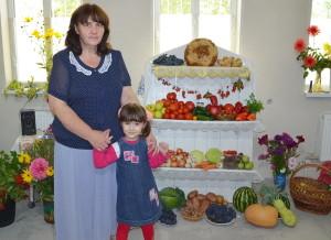 Жатвенное служение в Зеленодольске