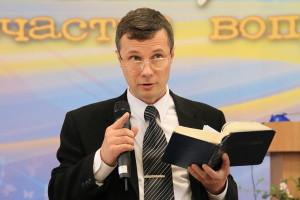 Пастор Владимир Ярош