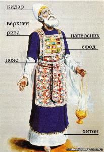 Одеяние первосвященника