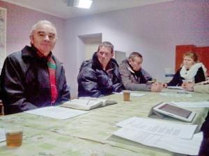 Сотрудники капелланского служения