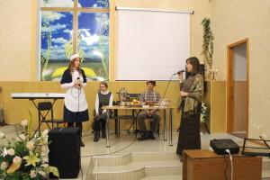 Постановка Запорожской молодёжи