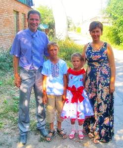 Семья Сухановых