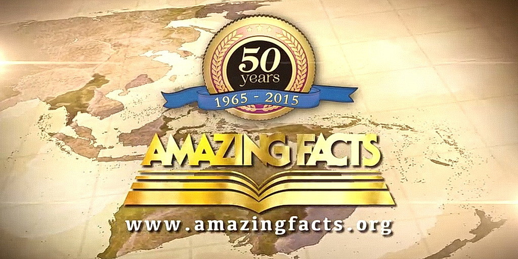 "Юбилей ""Amazing Facts"""