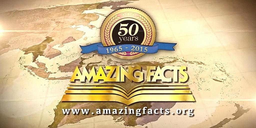 "Юбилей ""Amazing Facts"""