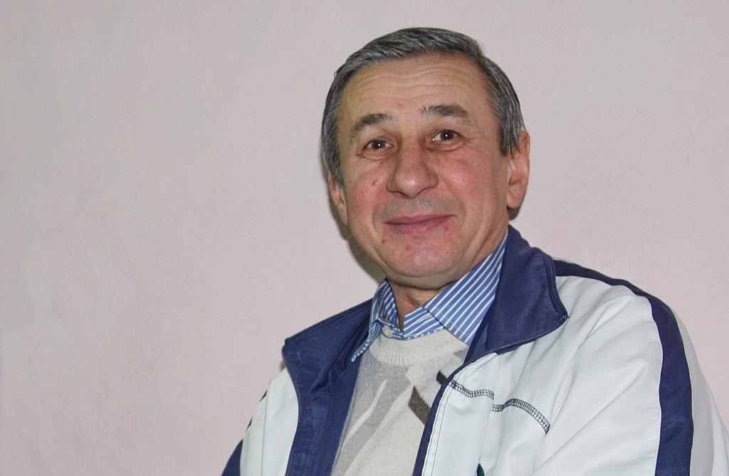 Валерий Иванович Рябков