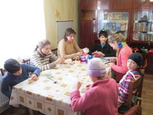 Каникулярная школа в Орджоникидзе