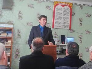Говорит Александр Слюсарский