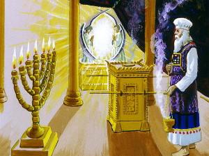 Служение во святилище