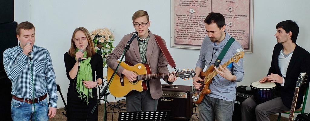Харьковские музыканты