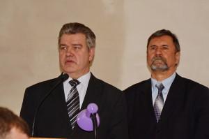 Сергей Пичугин и Сергей Молчанов