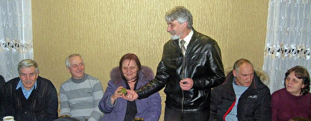 Семейный клуб в Синельниково