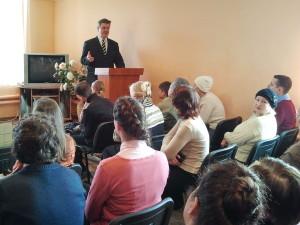 Пастор Сергей Пичугин