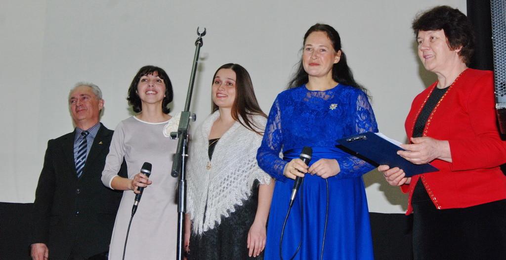 Команда исполнителей из Харькова