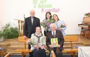 Три поколения семьи Жуковых