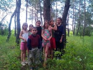 Дети из Кировского