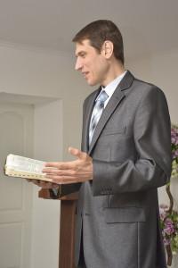 Напутствие пастора