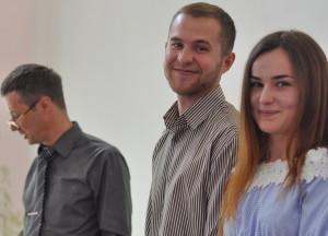 Илья Юшковский и Валерия Арсененко