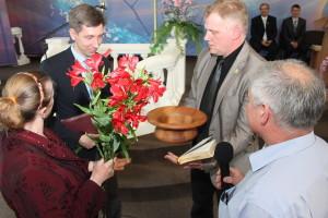 Поздравление Вячеслава Манякина